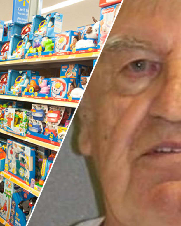 Walmart near me, florida walmart, Hellmuth Kolb, Port Orange police, florida crime, bizarre crime, bizarre news, walmart crime, Tracy Nigh, 81-year-old Walmart shopper tried to buy Florida woman's 8-year-old child, walmart shopper tries to buy 8 year old daughter