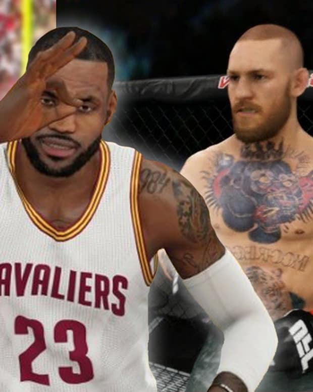 Who owns athletes tattoos, tattooed athletes, madden, take-two, Take-Two games, 2k games, electronic arts, sports video games, sports video games copyright, LeBron James, Mike Evans, Conor McGregor, Athletes Don't Own Their Tattoos. That's a Problem for Video Game Developers, Christopher Jon Sprigman, Michael A. Kahn, inked mag,