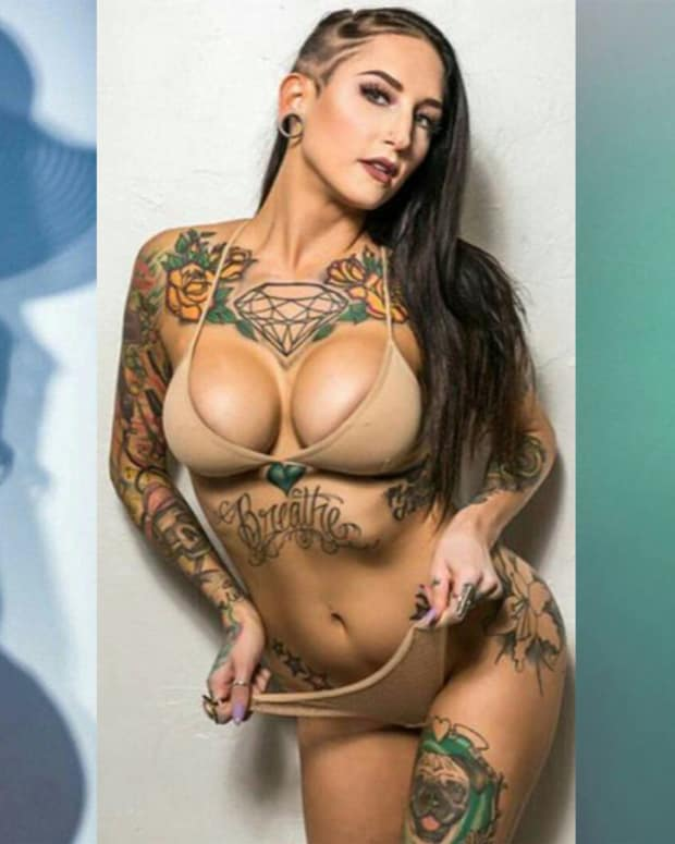 sexy inked girls fb