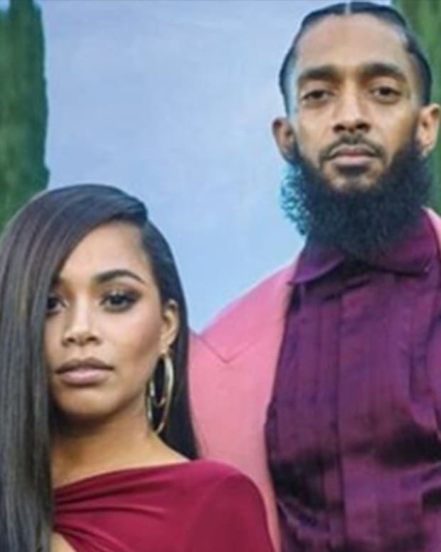 lauren london nipsey fb