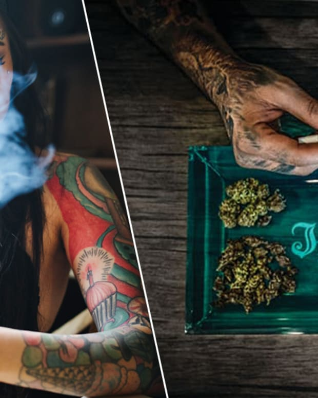 INKED's 2019 Gift Guide: The Best Gifts For 4/20, Best gifts for stoners, 2019 weed technology, 2019 cannabis technology, 2019 weed accessories, weed gifts, INKED, inked shop