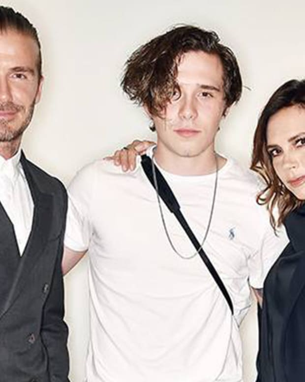 brooklyn beckham dad fb