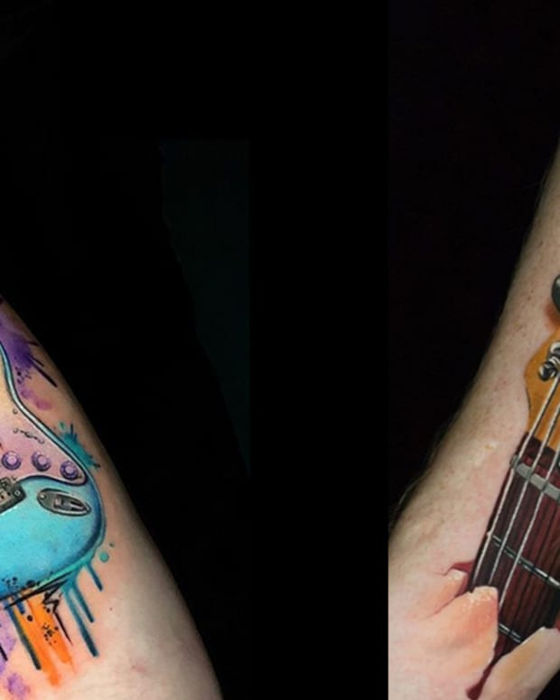 guitar tattoos fb