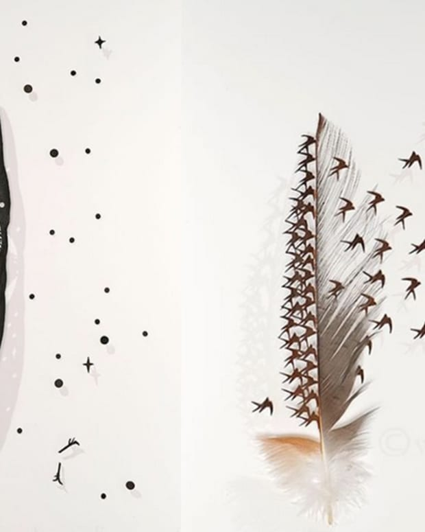 feather art fb
