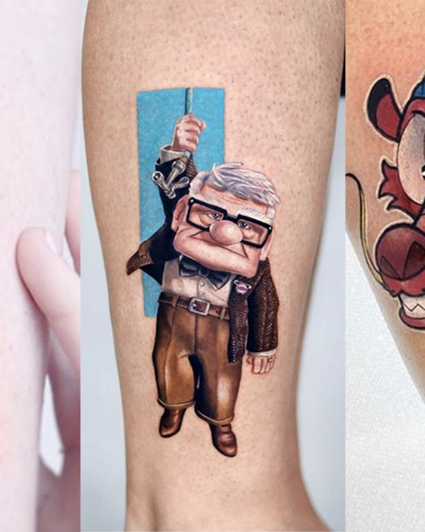 disney tattoos fb