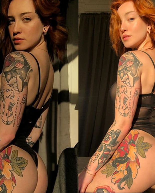 inked girl pupilles fb