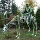 This Halloween horseman is larger than life.