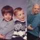 These bros are the kings of recreating their old photos.