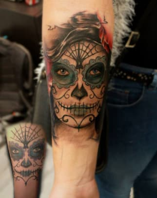 _PHOTOSHOP ME- Sugar-Skull-Cover-Up