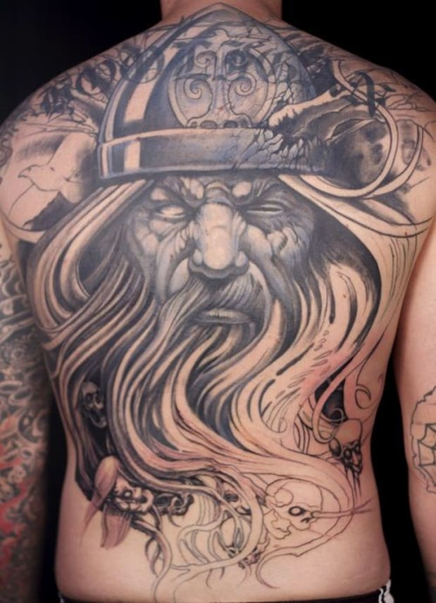 31 Viking Tattoos to Inspire the Norse in You | Inked