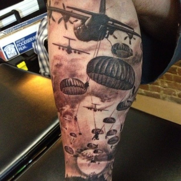 18 Awesome U S  Army Tattoos - Tattoo Ideas, Artists and Models