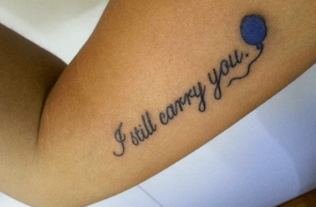 Miscarriage Tattoos Inked Magazine Tattoo Ideas Artists And