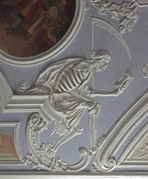 Skeletons, Ancient Weapons And Bubbles: Take A Look At