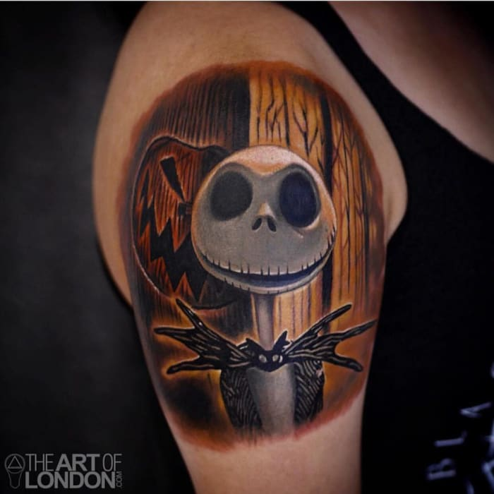 Tattoo by London Reese