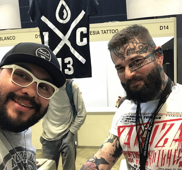 Tatu Baby Father Name: 7 Talented Tattooers With Over 1 Million Instagram
