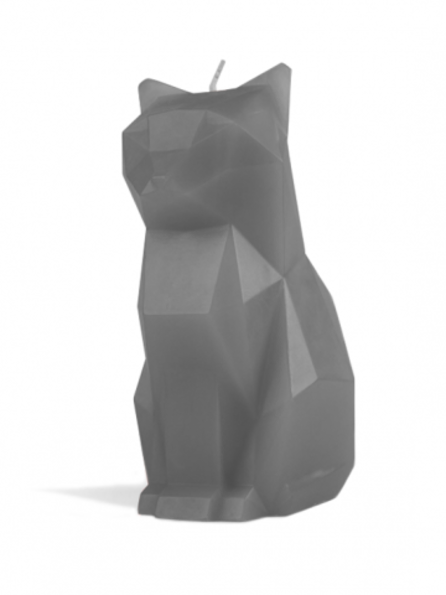 "Available at INKEDSHOP.COM: ""Pyropet"" Cat Candle"