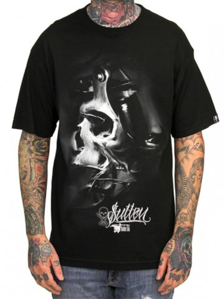 "Available at INKEDSHOP.COM: Men's ""Death Machine"" Tee by Sullen Clothing"
