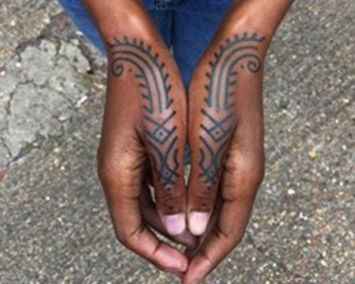 Dark Skin Tattoos: The Sociological And Scientific Significance Of Tattooing