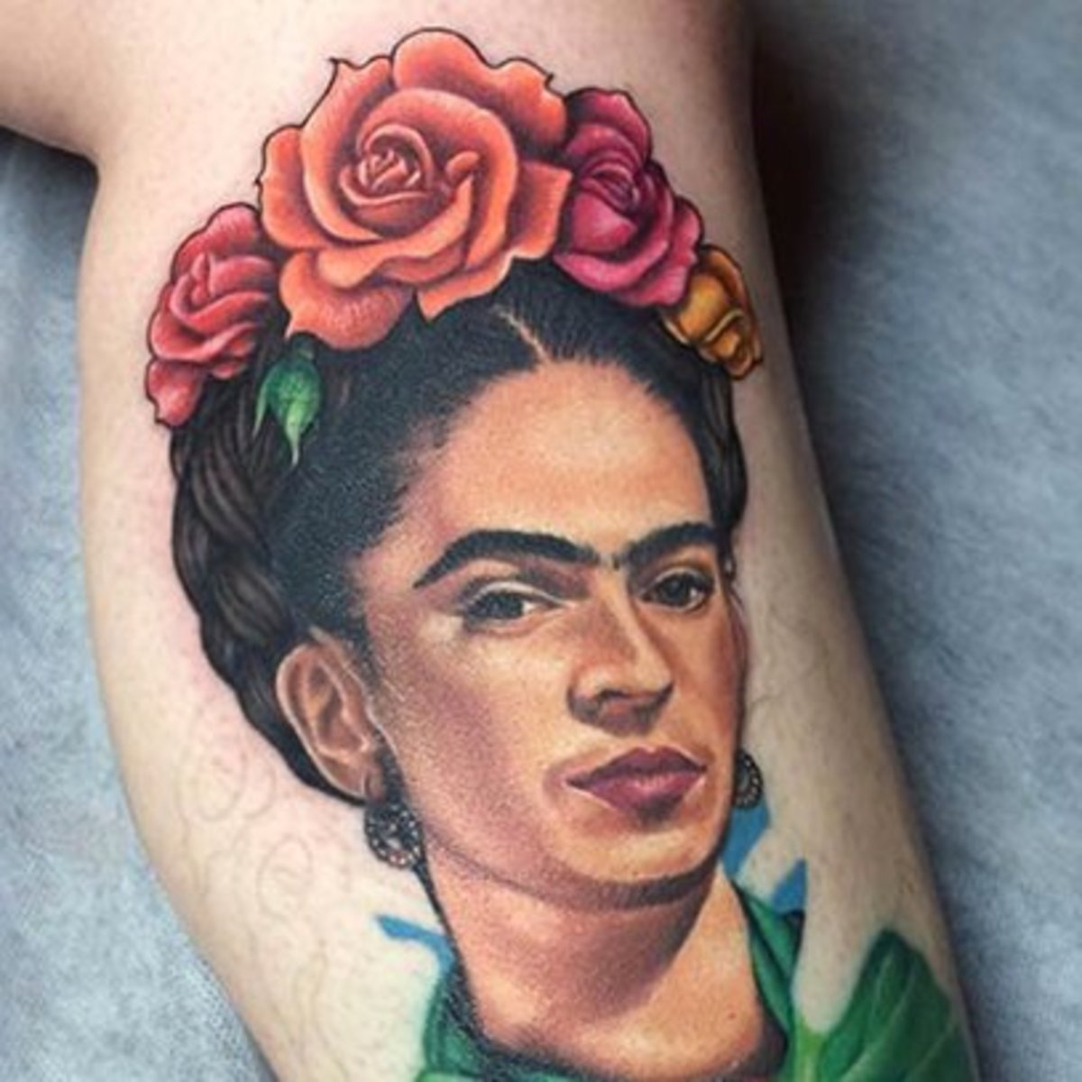 9b73be2df Tattoos Inspired by Frida Kahlo - Tattoo Ideas, Artists and Models