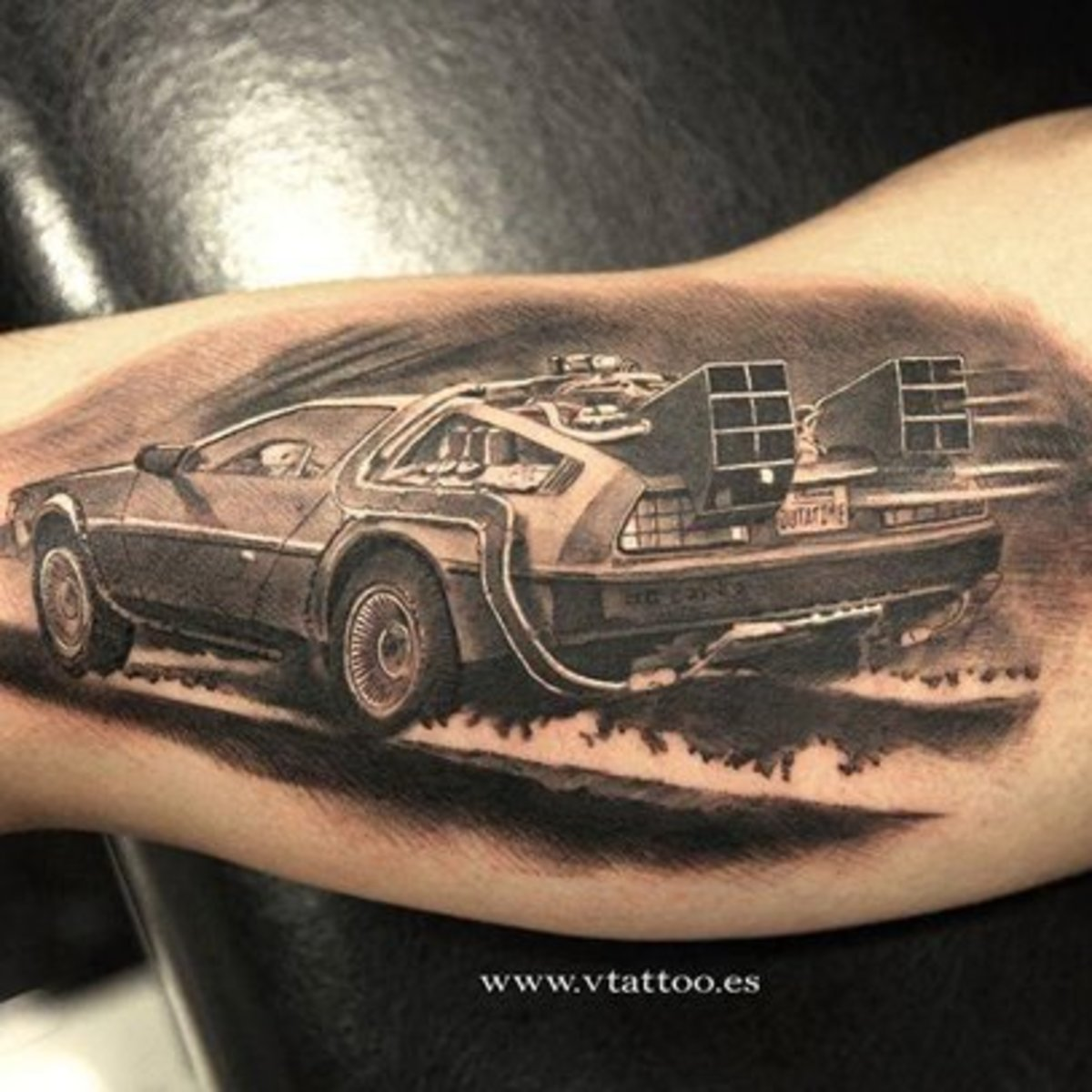 Back To The Future Tattoos Tattoo Ideas Artists And Models
