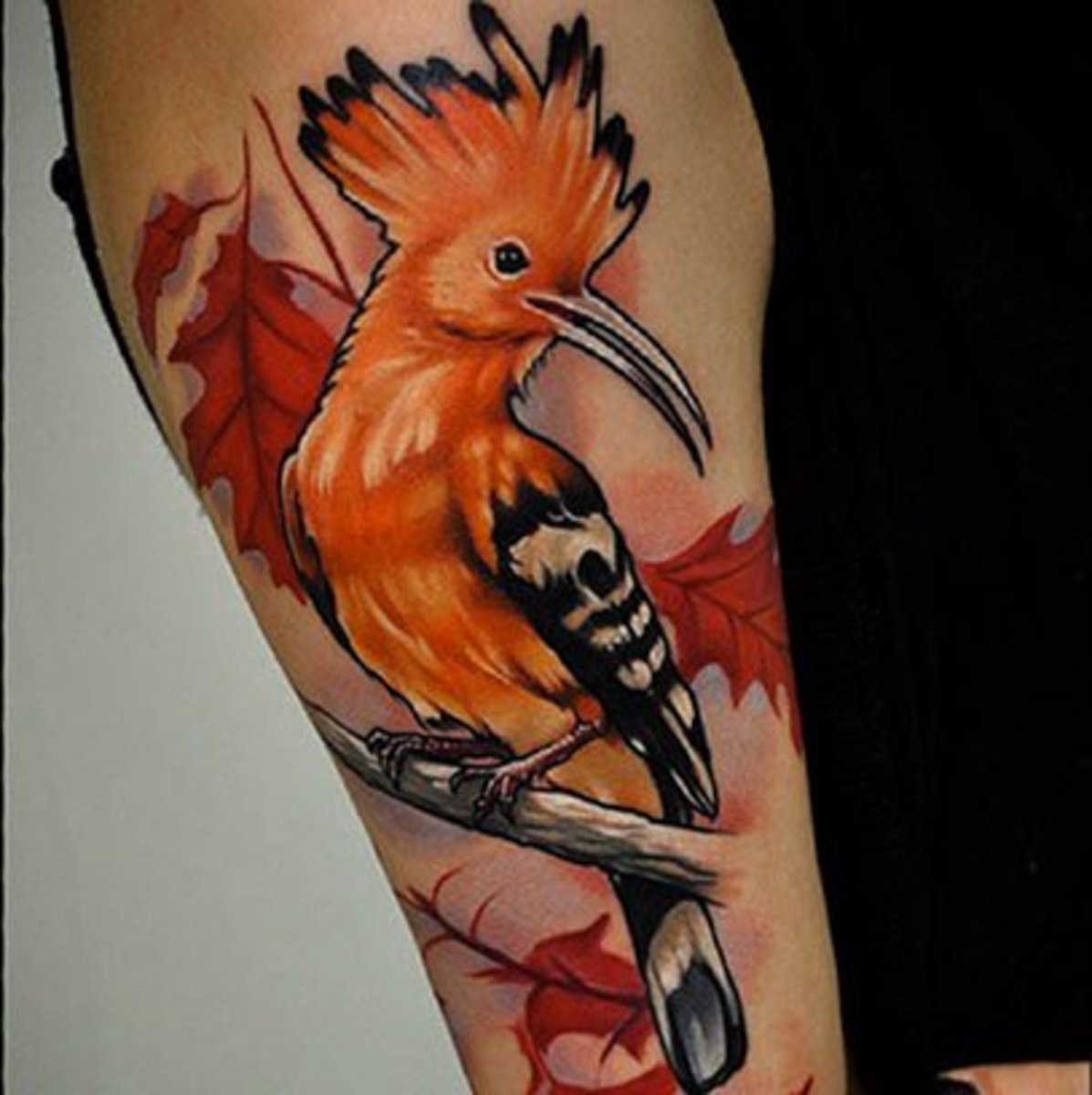 Tattoo Ideas Artists And Models: 11 Tattoos That Will Make You Fall In Love With Autumn
