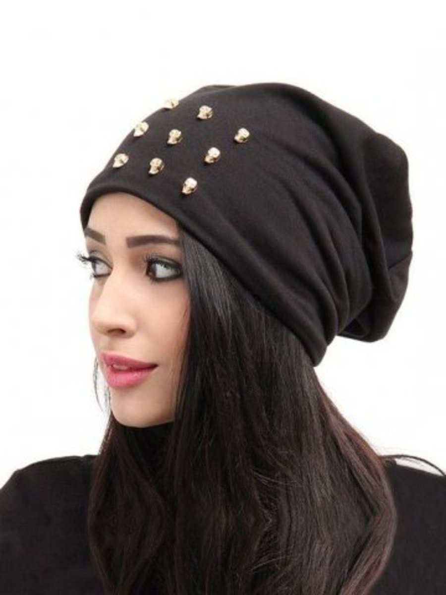 "Available at INKEDSHOP.COM: ""Niner"" Beanie"