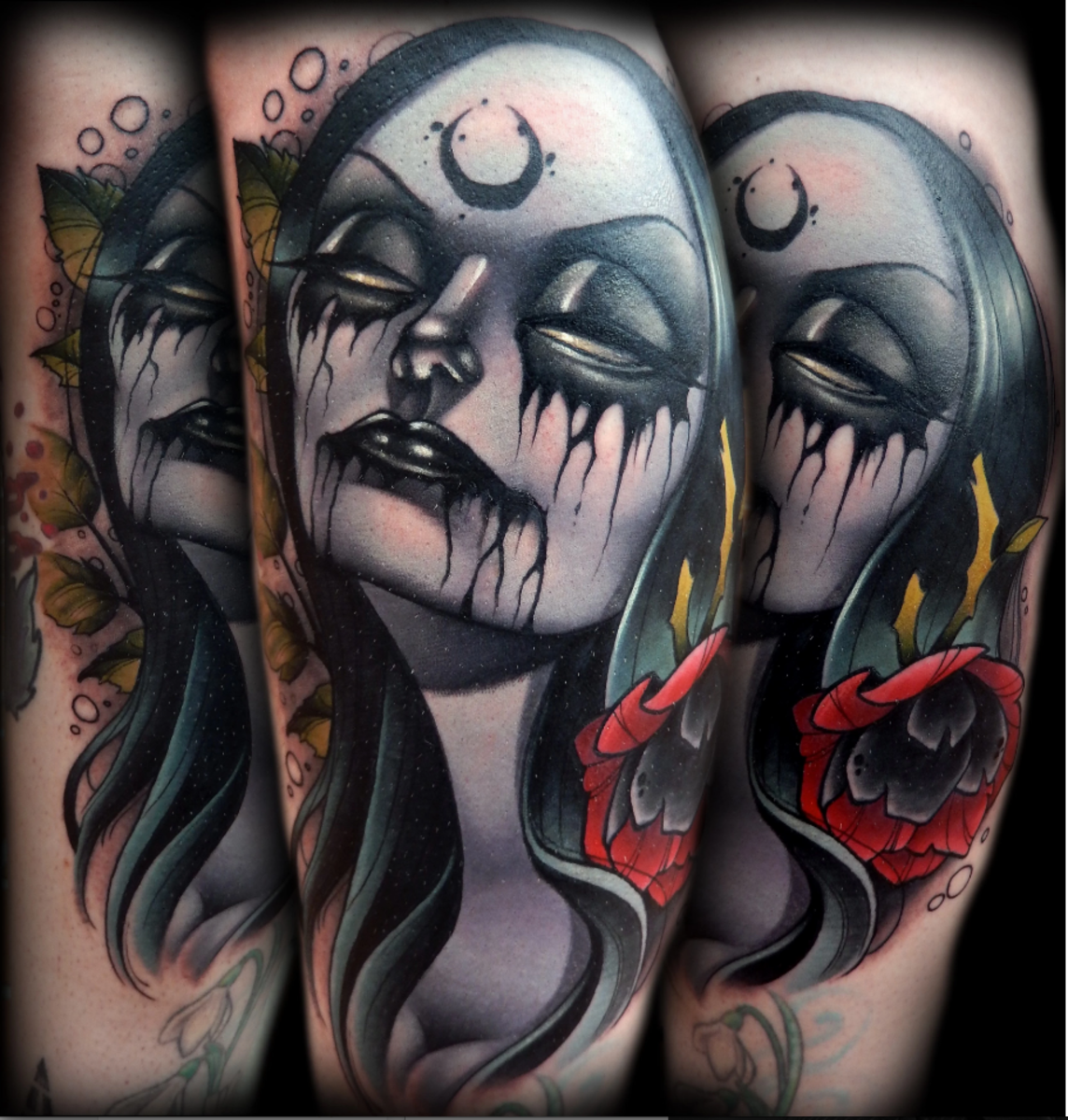 Kelly Doty Tattoo