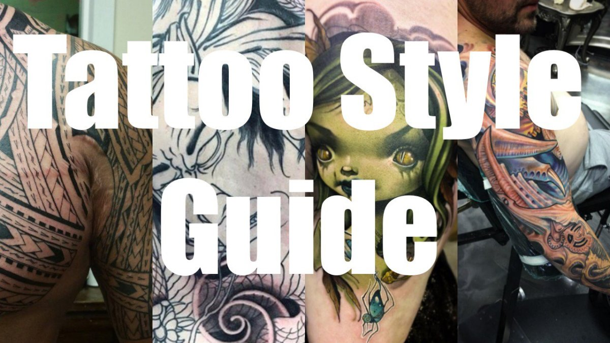 Tattoo Style Guide Featured Image