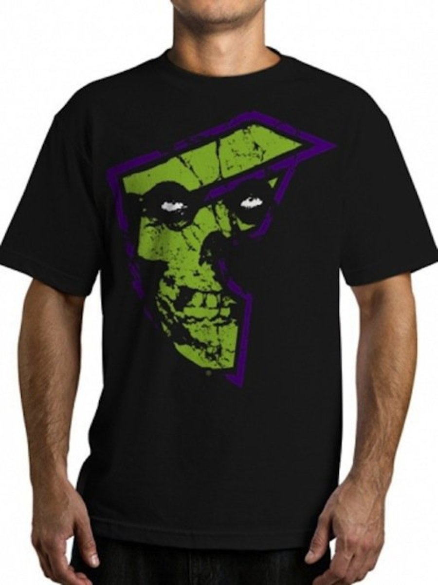 "Available at INKEDSHOP.COM: Men's ""AD"" Misftis Tee by Famous Stars and Straps"