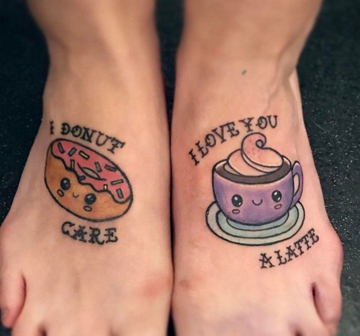 Tattoo Ideas Artists And Models: Mirror Tattoos Are The Latest Trend