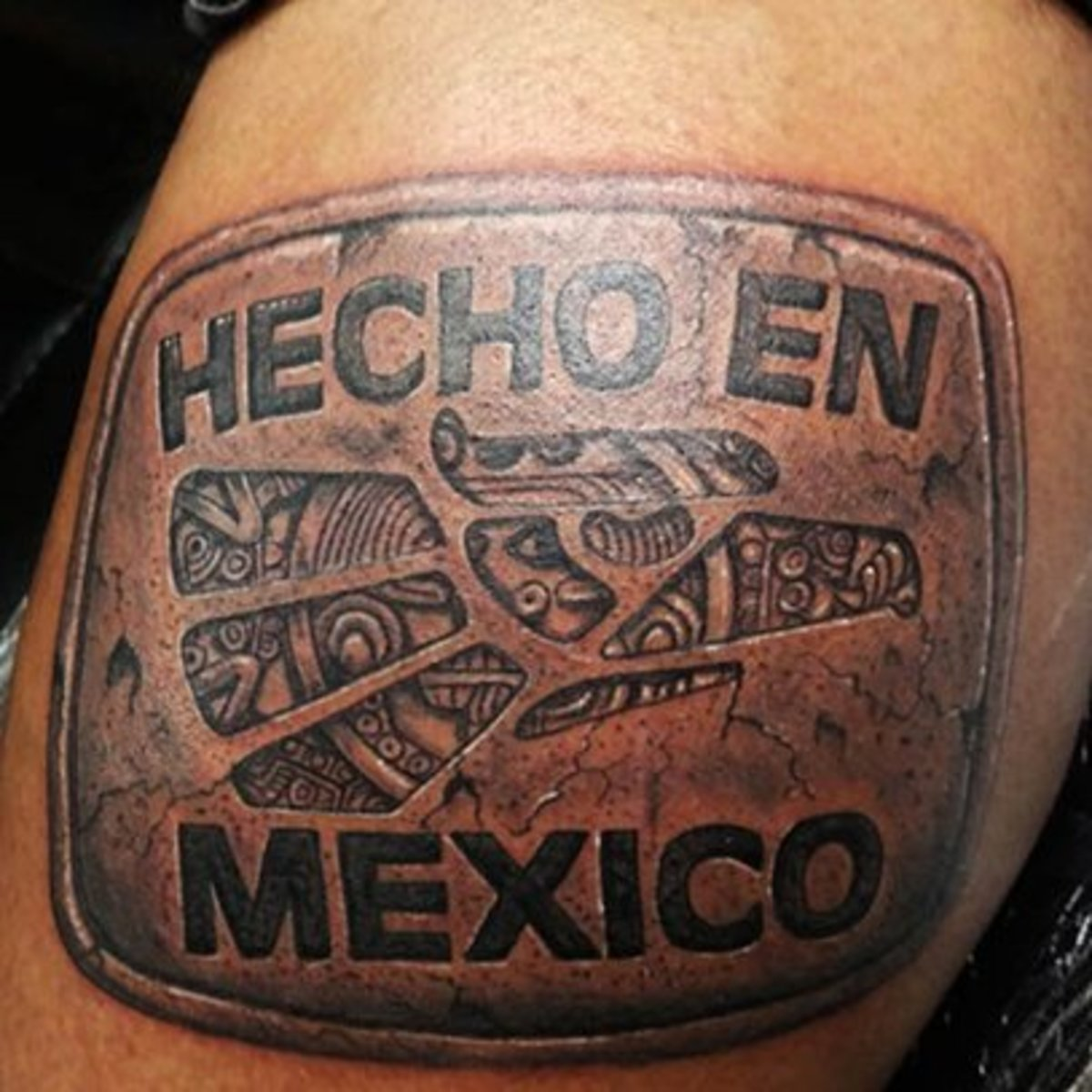 Tattoos Inspired By Mexican Culture Tattoo Ideas Artists And Models