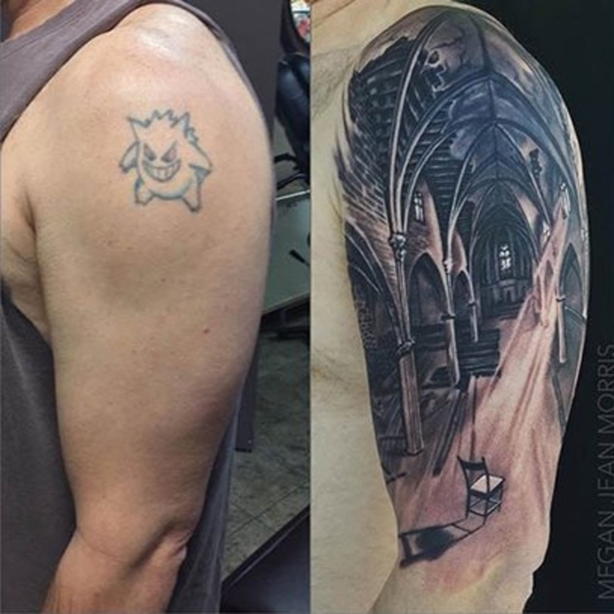 Cover Up Tattoos - Inked Magazine - Tattoo Ideas, Artists and Models