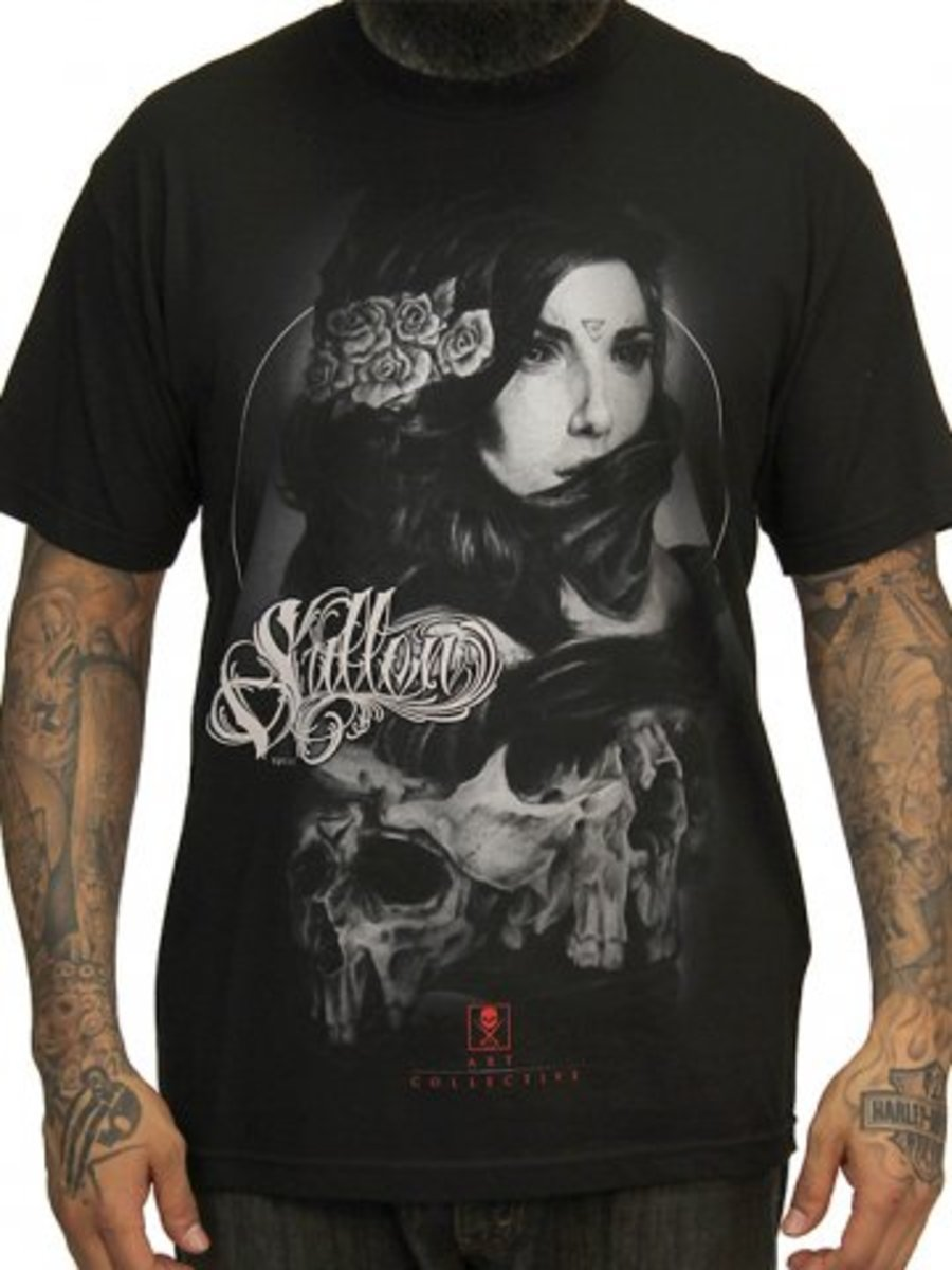 "Available at INKEDSHOP.COM: Men's ""Forgotton"" Tee"