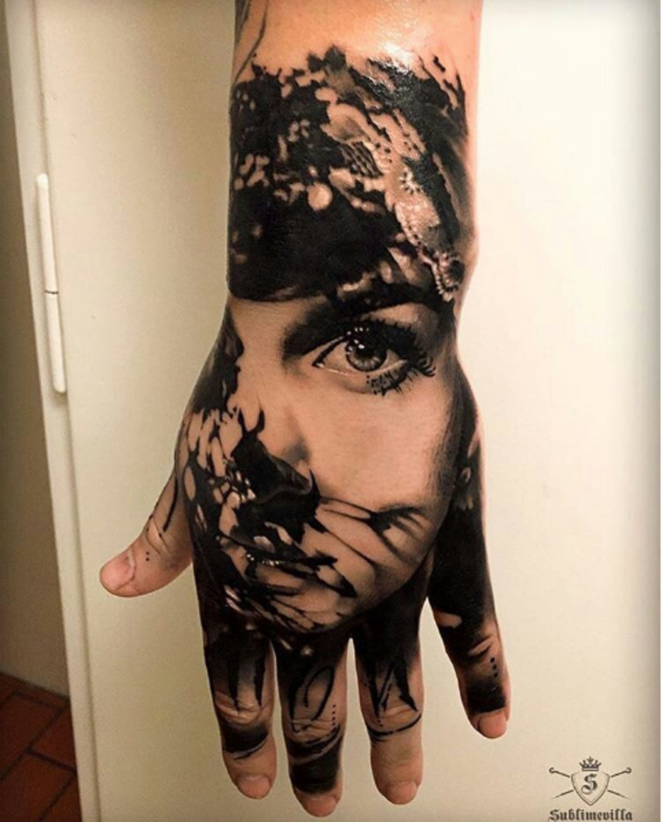 Excellent Hand Tattoos Tattoo Ideas Artists And Models Hand tattoos are now becoming more mainstream. excellent hand tattoos tattoo ideas