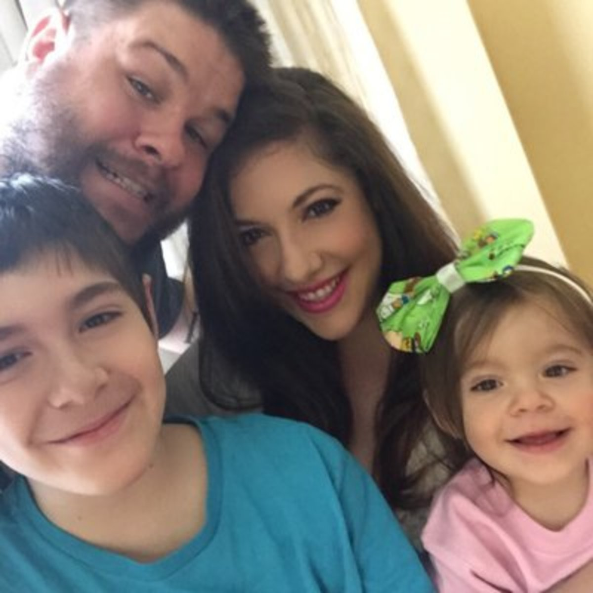 kevin owens family