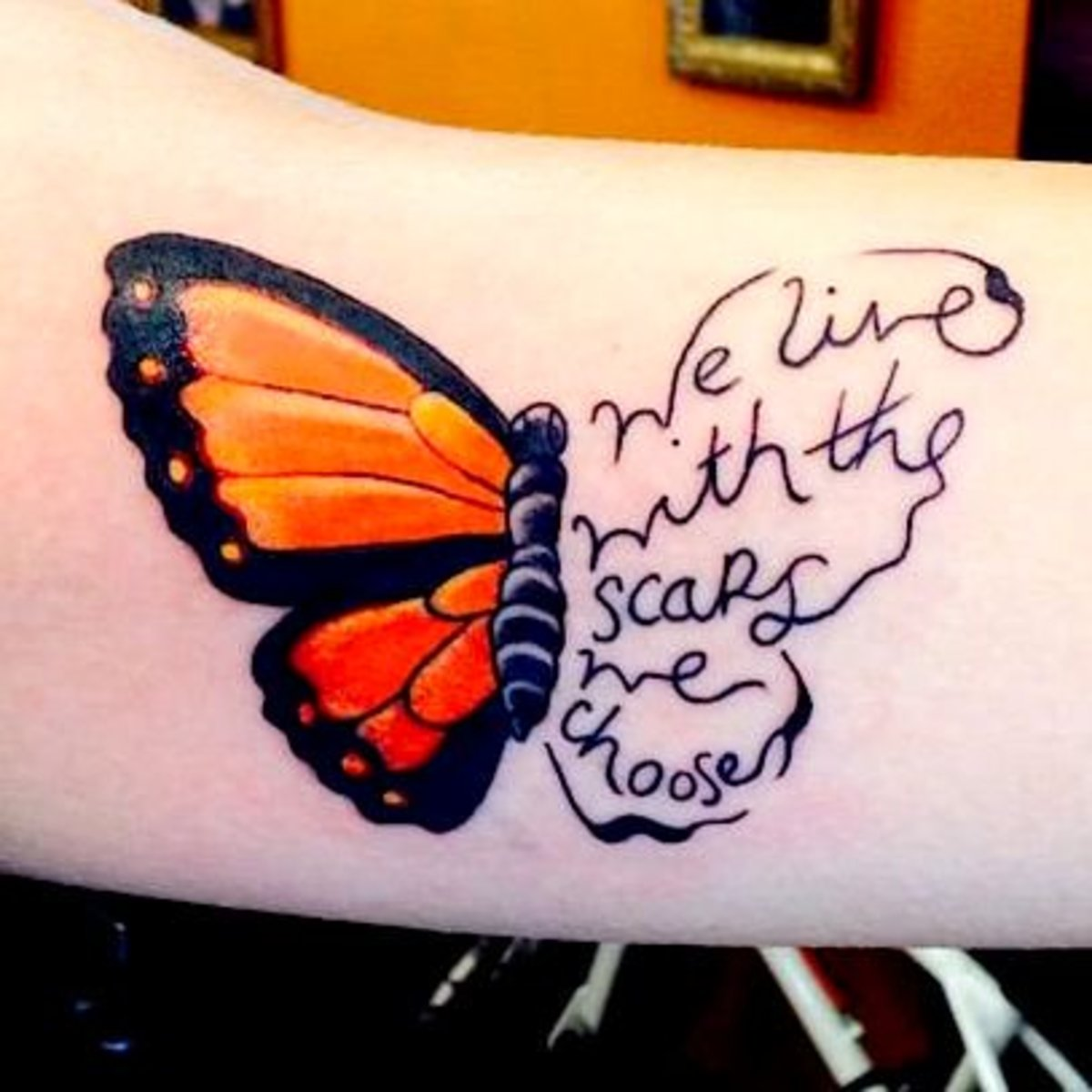 16 Tattoos Celebrating Recovery | Inked Magazine - Tattoo Ideas, Artists and Models