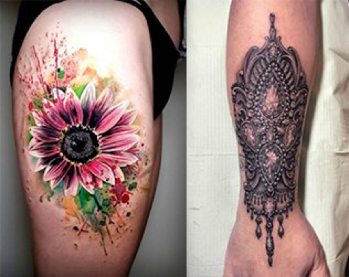 Tattoo Ideas Artists And Models: The Most Popular Tattoos According To Instagram