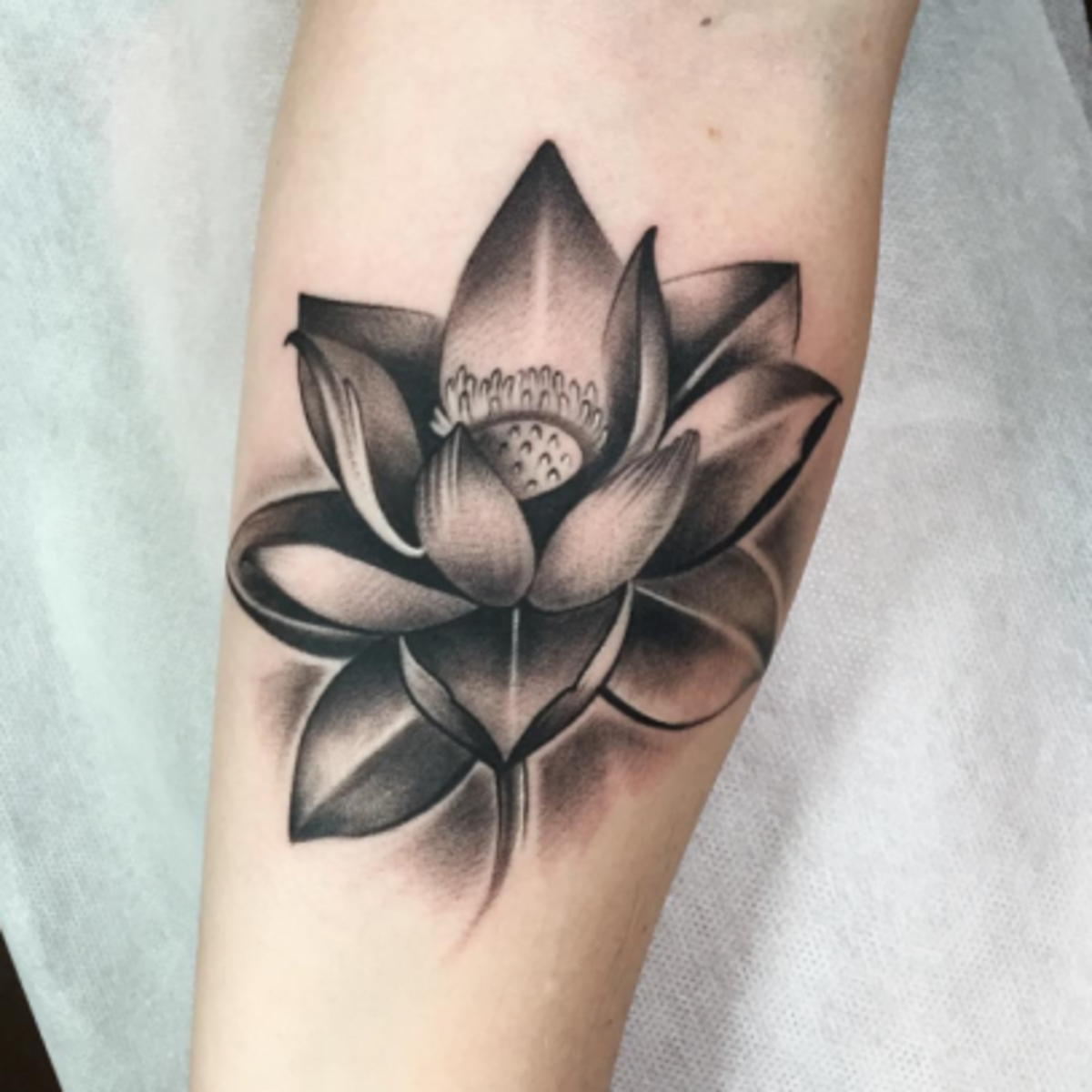 10 Floral Tattoo Artists You Could Trust Your Skin To: Tattoo Artists - Inked Magazine