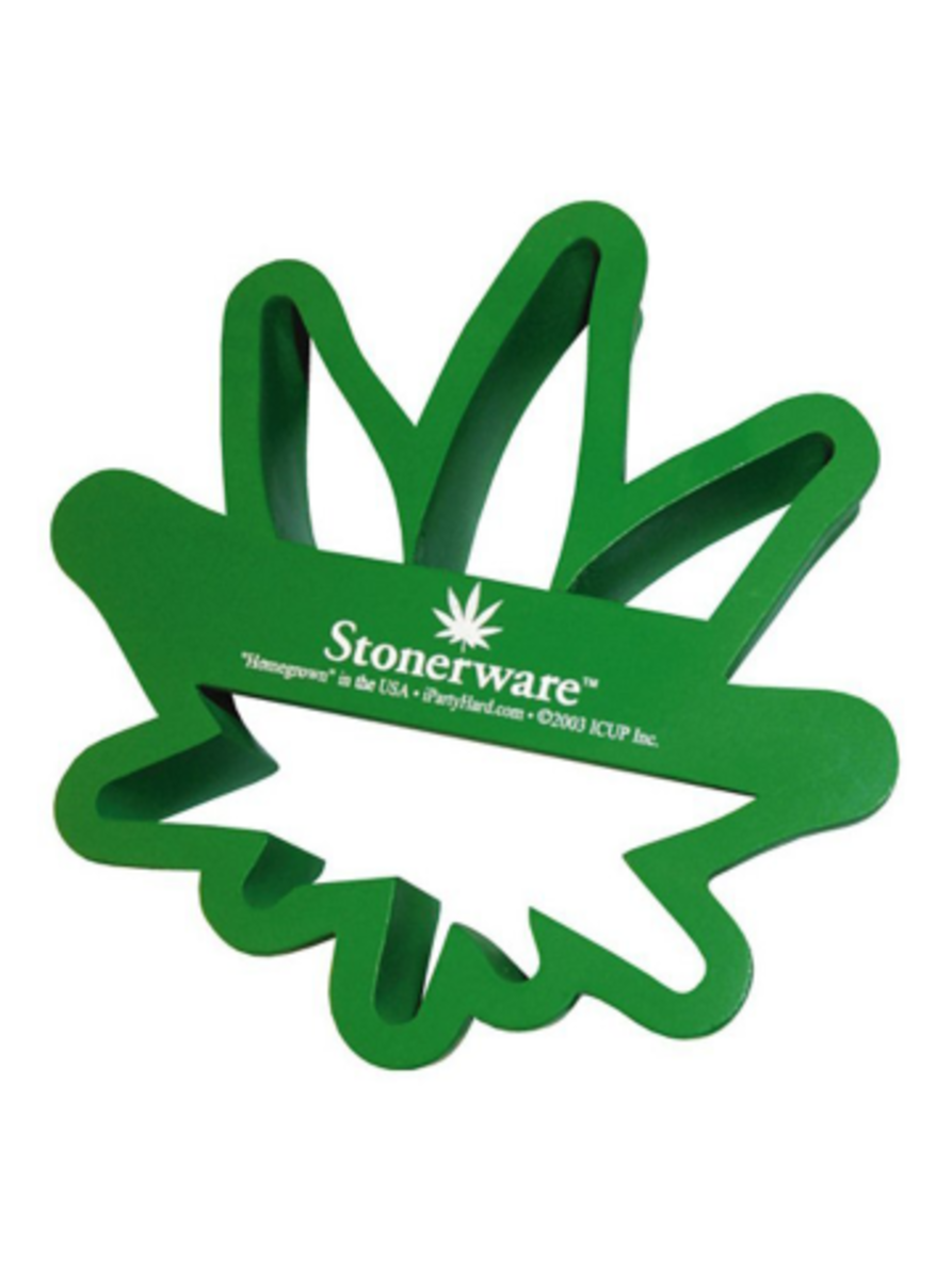 "Available now at INKEDSHOP.COM: ""Stonerware"" Cookie Cutter"