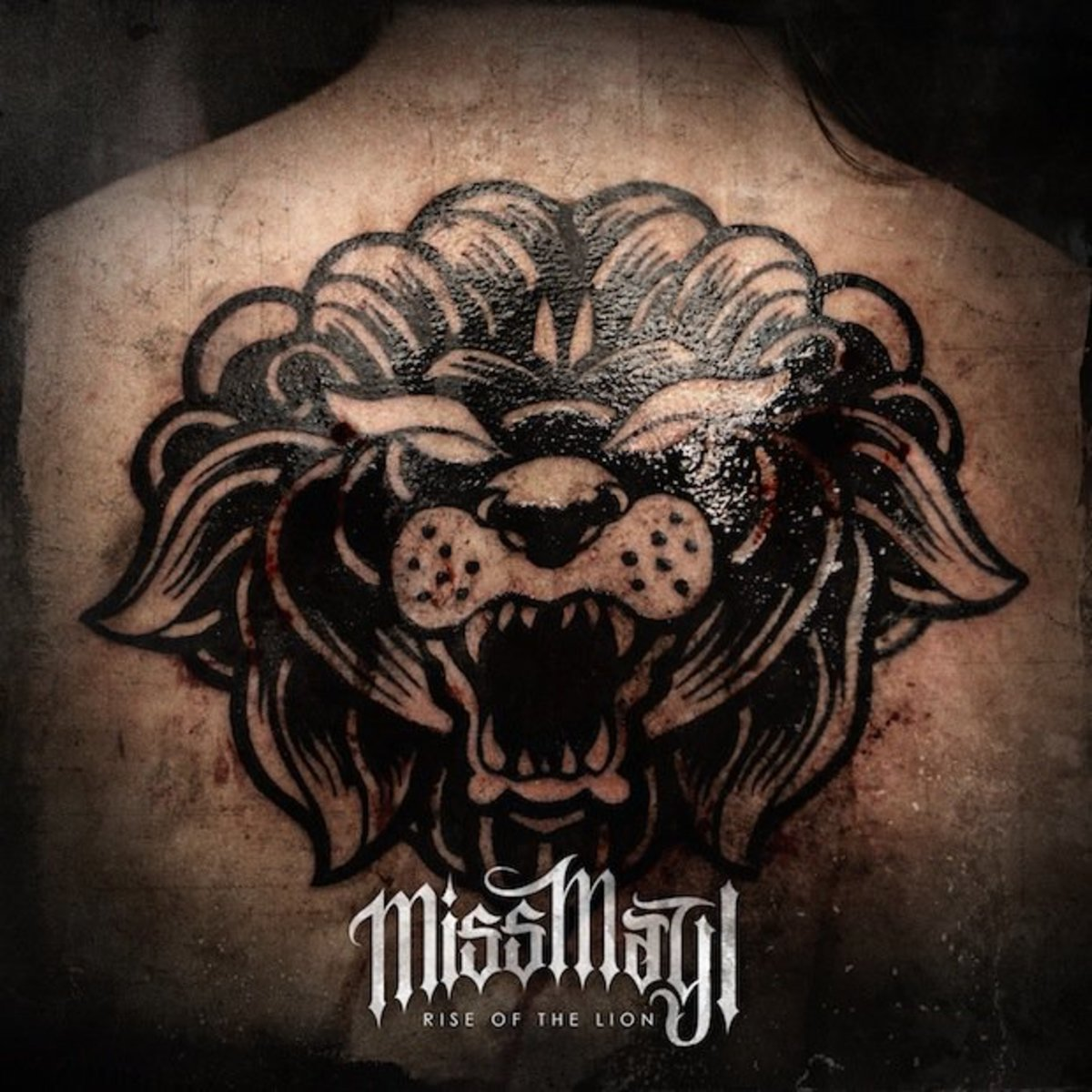 Rise of the Lion Cover Art. Tattoo by London Reese