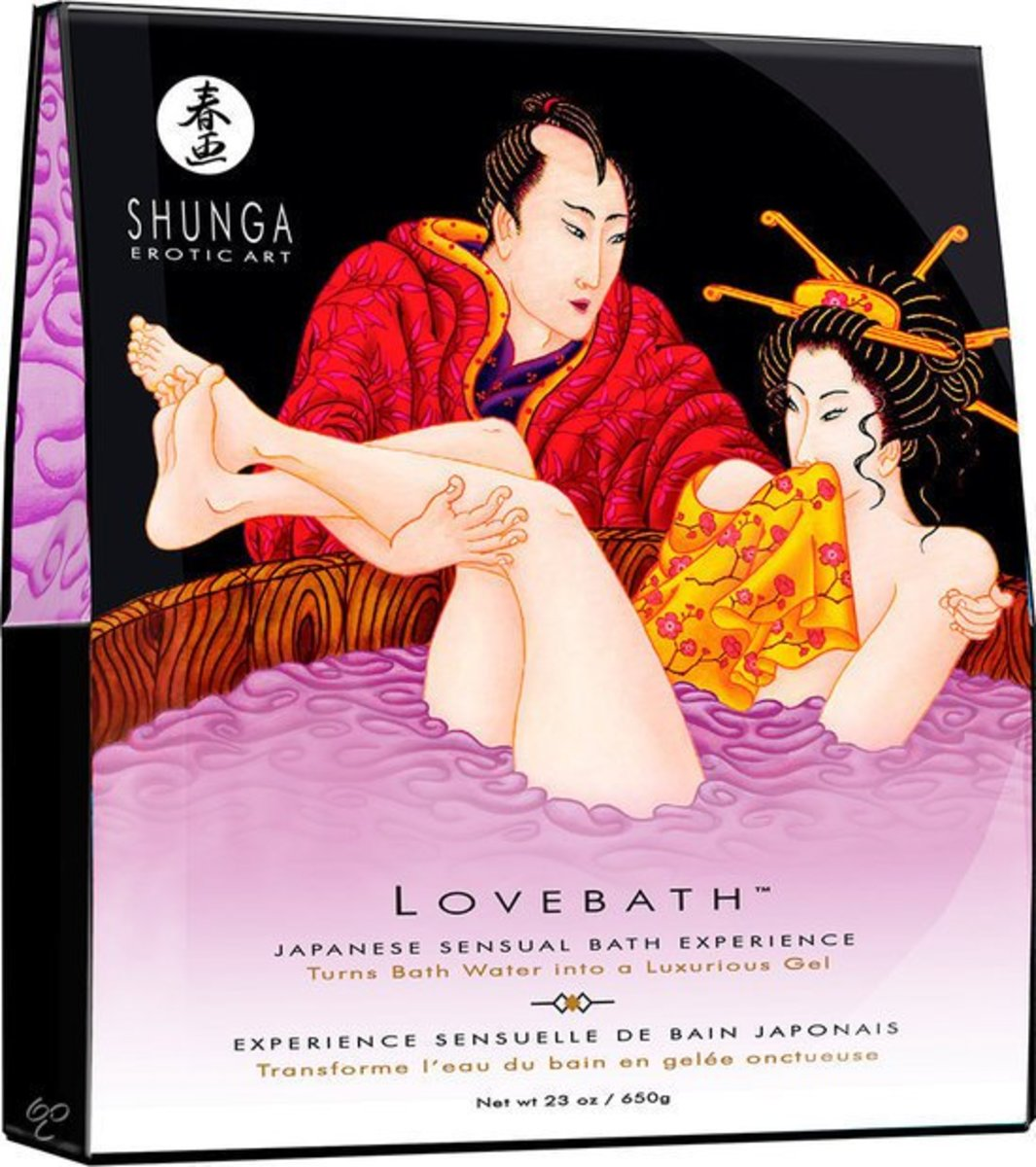 Available at INKEDSHOP.COM: Lovebath (Dragon Fruit)