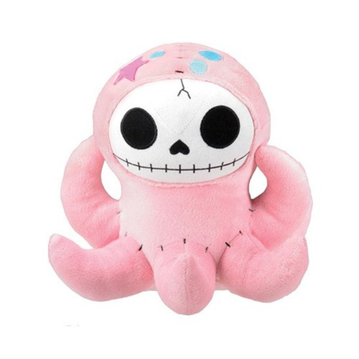 Furrybones Octopee Plush by Summit Collection.
