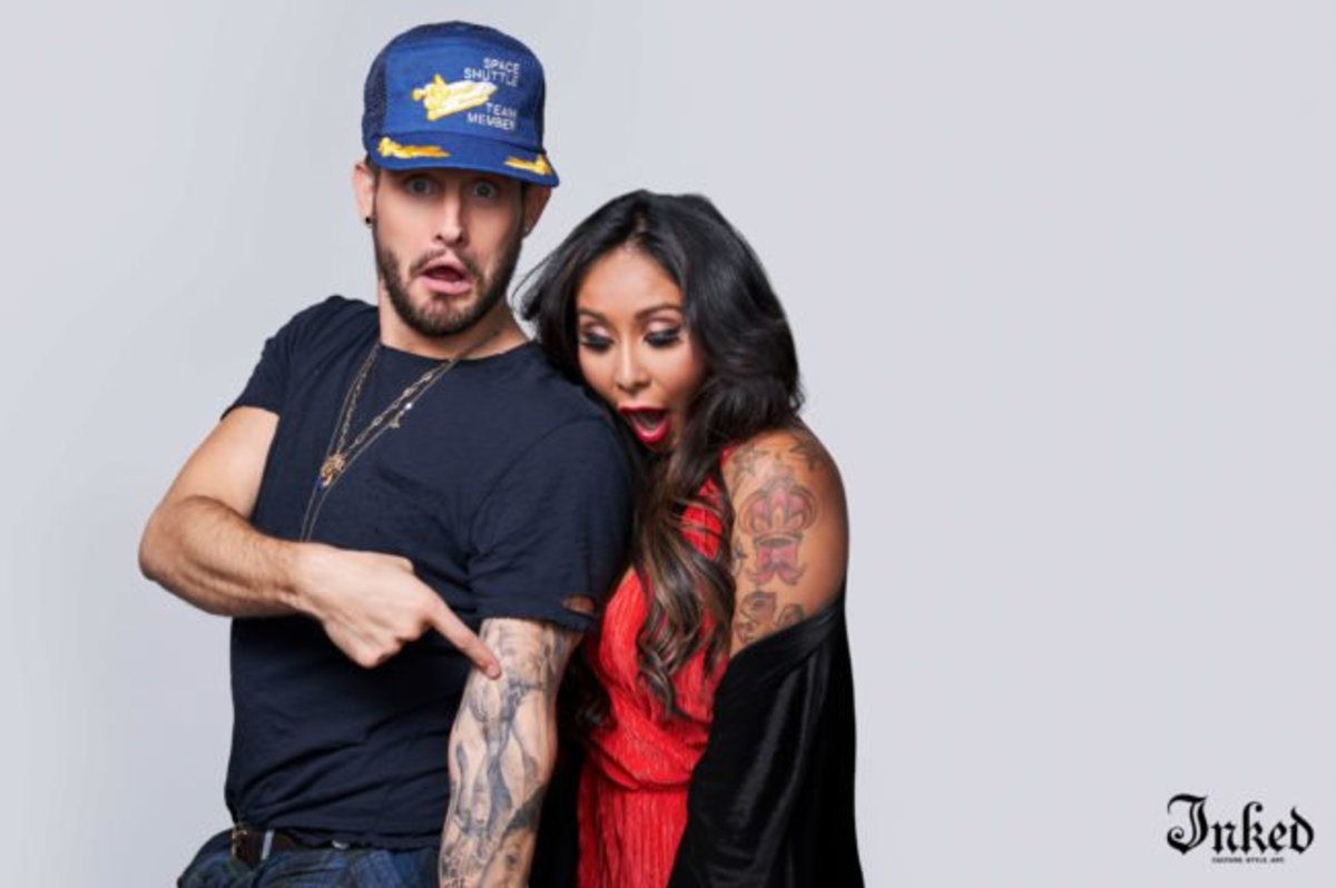 Inked Mag, How Far is Tattoo Far, Nicole and Nico