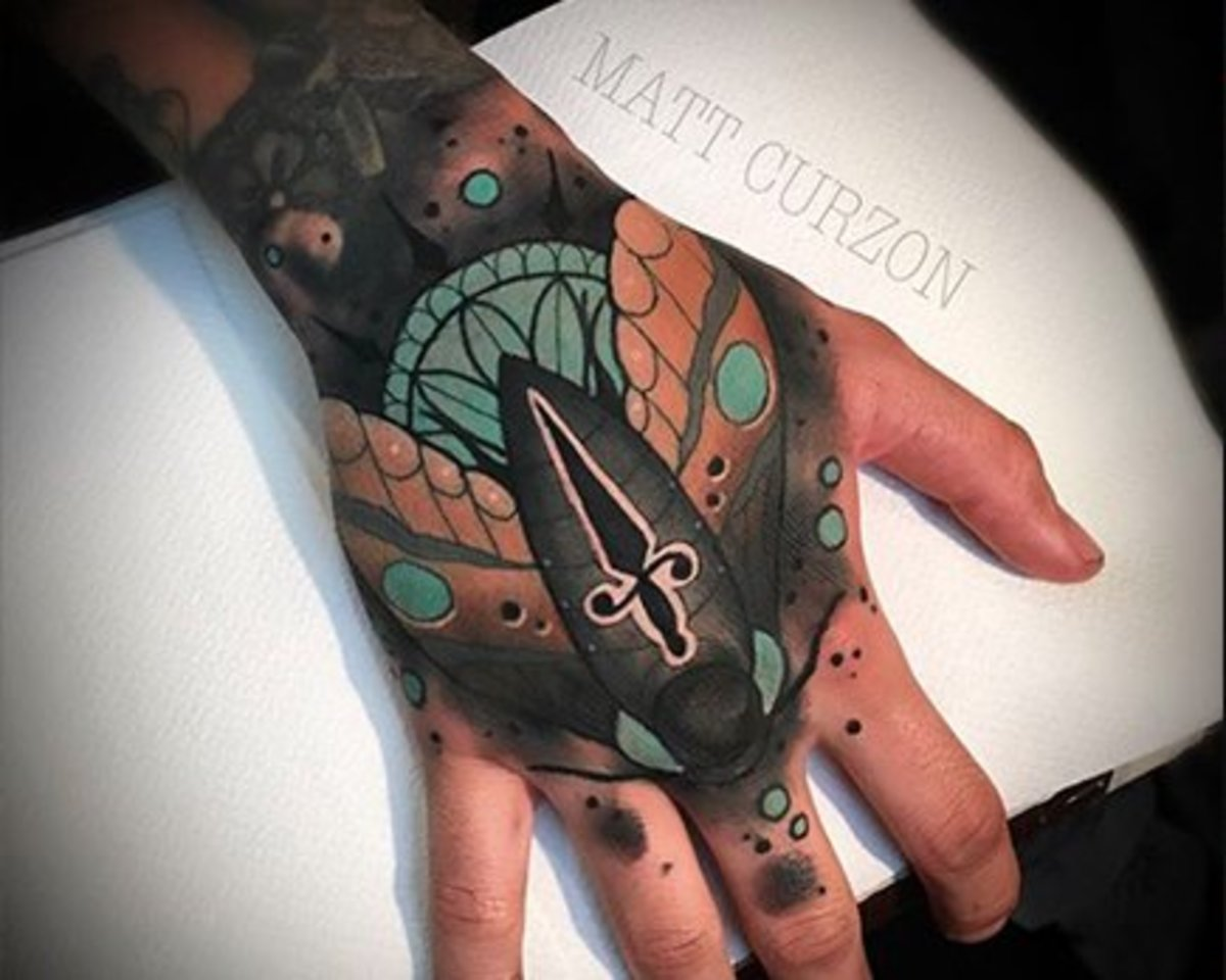 8ca72c6074ba3 75 Epic Hand Tattoos by Some of the World's Best Artists - Tattoo ...