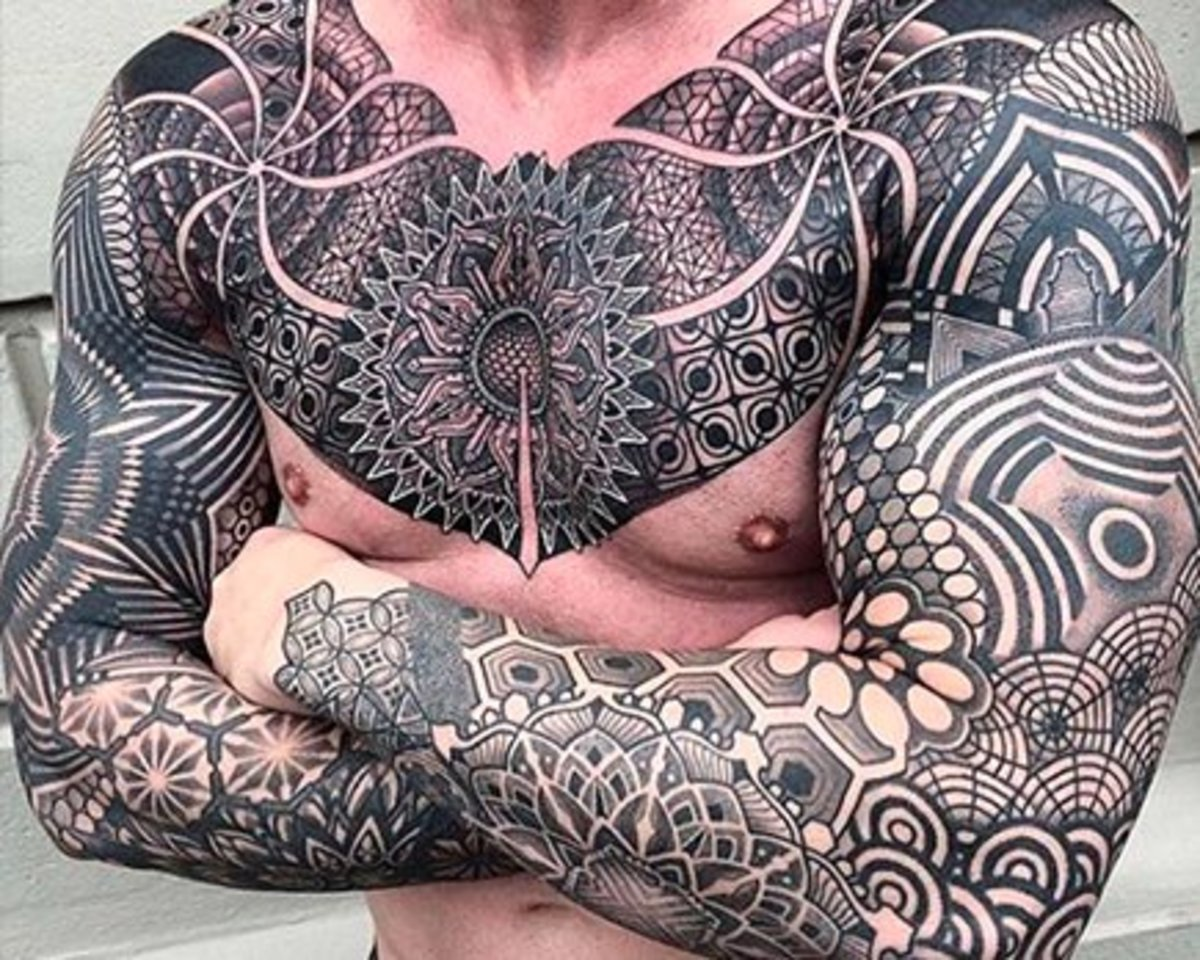 9 Steps For Planning A Tattoo Sleeve Tattoo Ideas Artists And Models