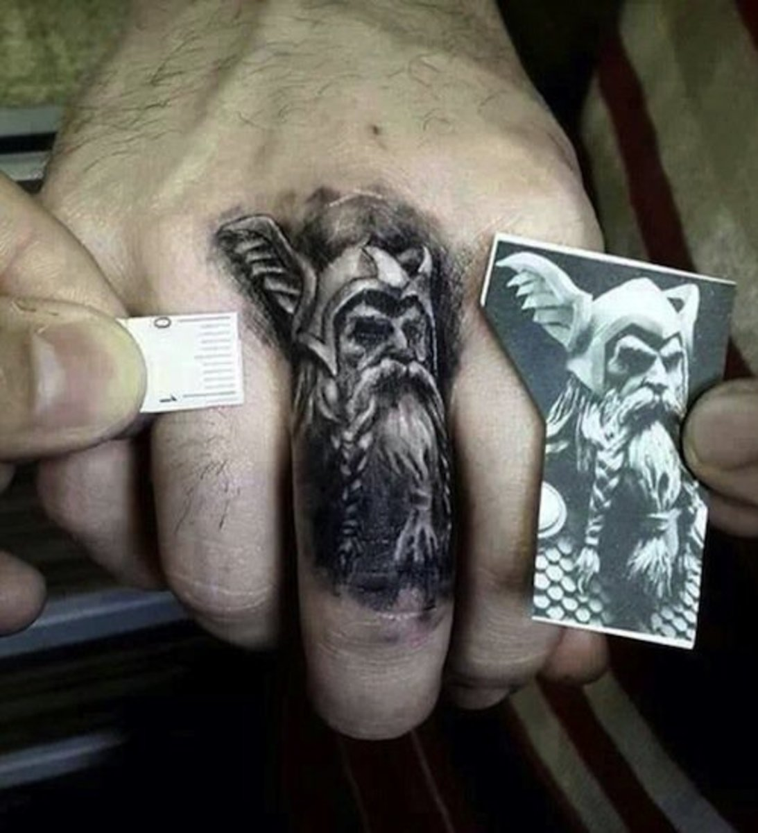 31 Viking Tattoos To Inspire The Norse In You Inked