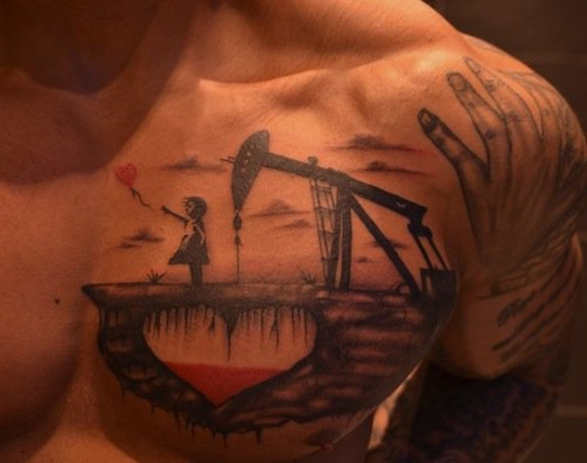 Tattoos Inspired By The Art Of Banksy Tattoo Ideas