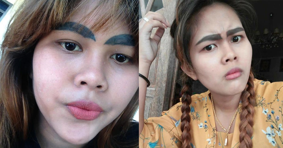 Women Gets Botched Eyebrow Tattoos Removed - Tattoo Ideas, Artists ...