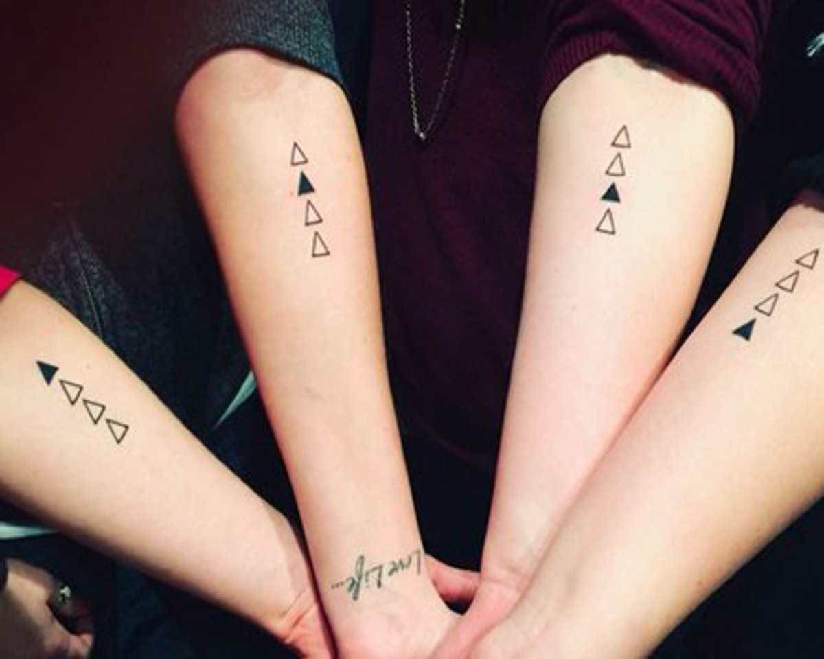 Sibling Tattoo - 34 ideas for tattoo with or without consanguinity ...