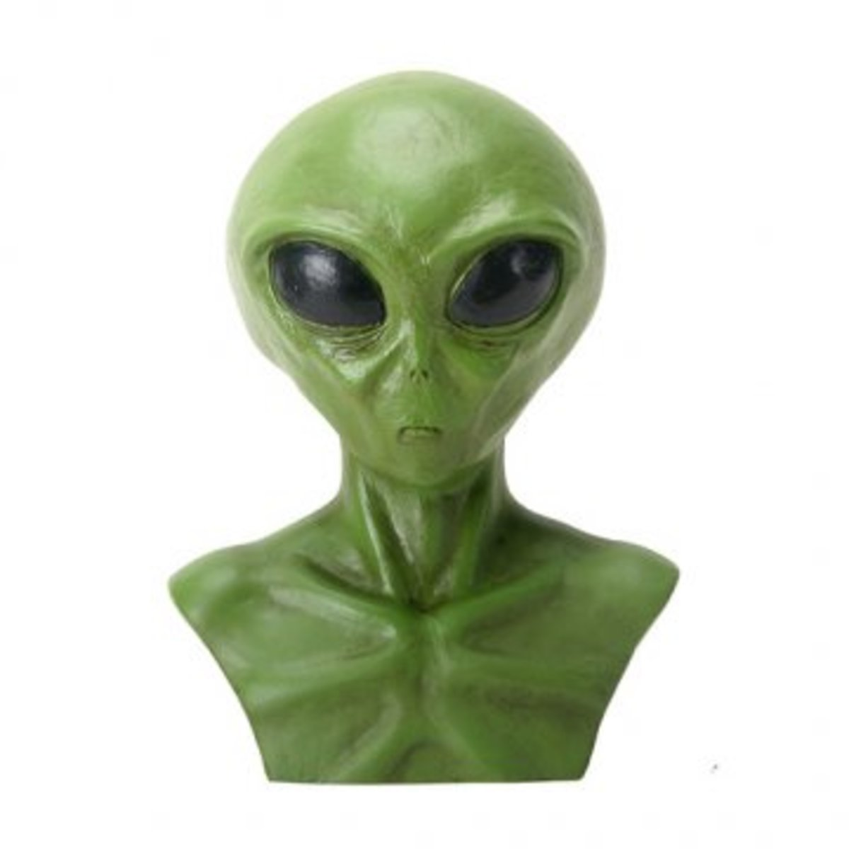 Available at INKEDSHOP.COM: Alien Bust by Summit Collection